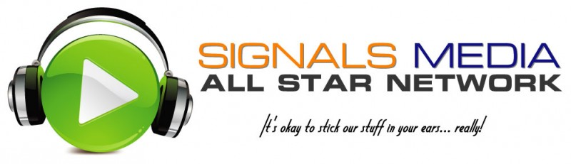 Signals Media All Star Network - Stick it in your ears!
