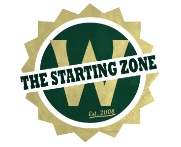 The Starting Zone Logo